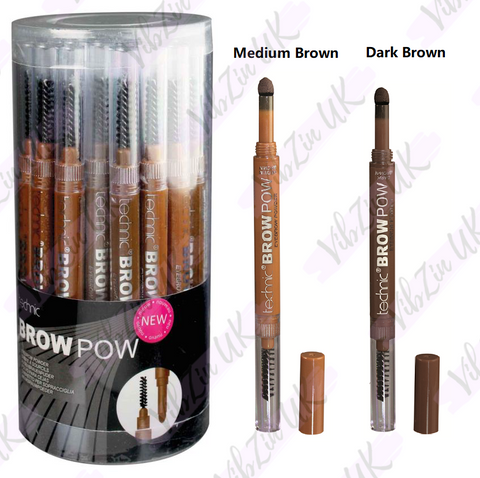 Technic Brow Pow Powder Definition