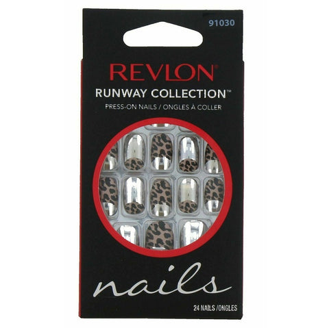 Revlon Stick On Nails Cats Meow