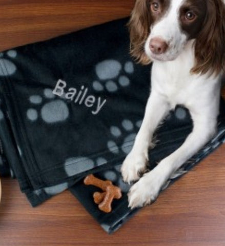 Personalised Pet Blanket