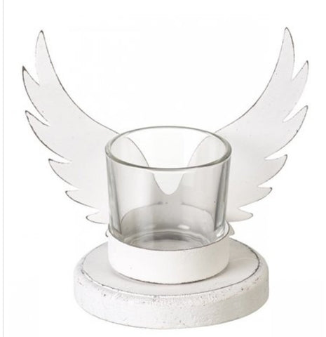 Angel Wing Luxury Tea Light Holder