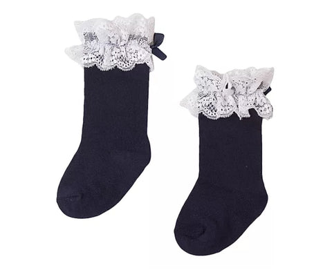 Frilly Spanish Socks - Various colours