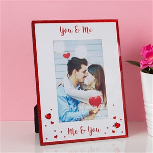 You & Me Photo Frame