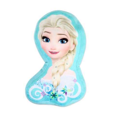 OFFICIAL DISNEY FROZEN SHAPED CUSHION