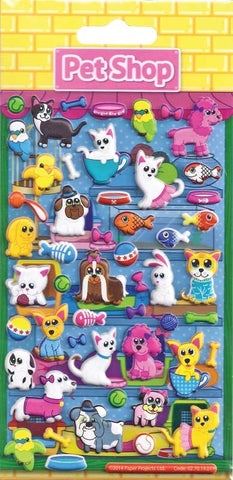 Kids craft pet shop