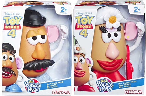 Toy Story 4 Mr Mrs Potato Heads