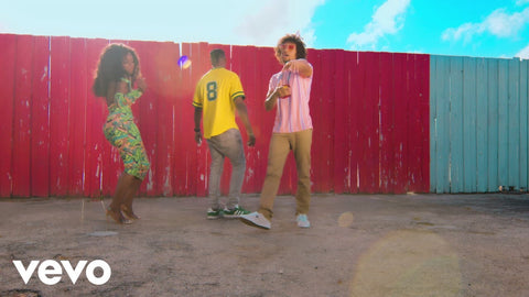 "The Fader: Watch Los Rakas and Amara La Negra's ""Devorame"""