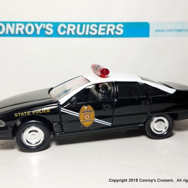 1/43rd scale New Mexico State Police 1997 Chevrolet Caprice LOOSE