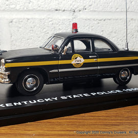 First Response Replicas 1/43rd scale Kentucky State Police 1950 Ford Coupe