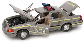 #27103 - 1/43rd scale Ohio State Highway Patrol Ford Crown Victoria
