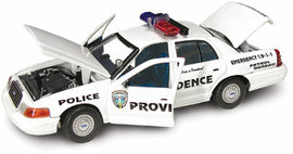 #27107 - 1/43rd scale Providence, Rhode Island Police Ford Crown Victoria