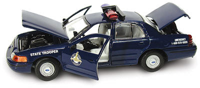 #27140 - 1/43rd scale Nebraska State Patrol Ford Crown Victoria