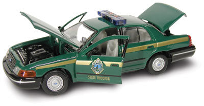 #27153 - 1/43rd scale Vermont State Police Ford Crown Victoria