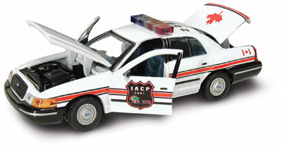 #27155 - 1/43rd scale International Association of Chiefs of Police (IACP) 2001 Convention Ford Crown Victoria