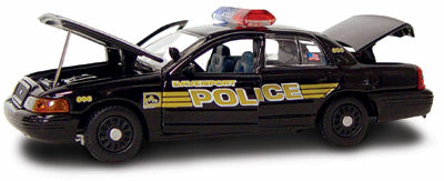 #27220 - 1/43rd scale Davenport, Iowa Police Ford Crown Victoria
