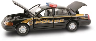 #27294 - 1/43rd scale Speedway, Indiana Police Ford Crown Victoria