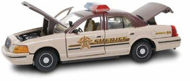 #27295 - 1/43rd scale Marion County, Indiana Sheriff Ford Crown Victoria