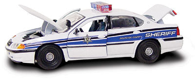 #27303 - 1/43rd scale Arapahoe County, Colorado Sheriff Chevrolet Impala