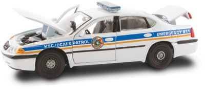 #27319 - 1/43rd scale Kennedy Space Center Police Chevrolet Impala