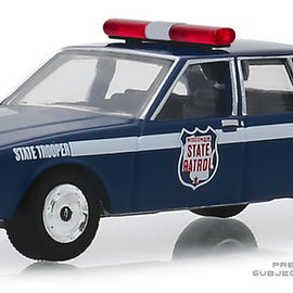 #28000-D 1/64th scale Wisconsin State Patrol 1989 Chevrolet Caprice