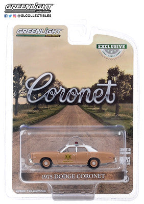 #30188 1/64th scale Choctaw County Sheriff 1975 Dodge Coronet