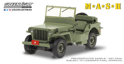 #86593 1/43rd scale 1942 Ford GPW  ***Due in November 2020***