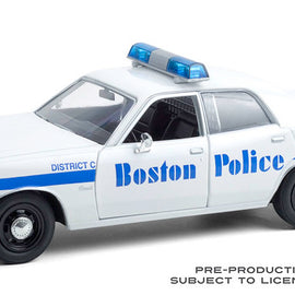 #85521 1/24th scale Boston, Massachusetts Police 1976 Dodge Coronet  ***Due in December 2020***