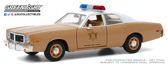 #84097 1/24th scale Choctaw County Sheriff 1975 Dodge Coronet  ***Due in September 2020***