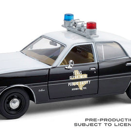 #85522 1/24th scale Texas Department of Public Safety 1977 Dodge Monaco  ***Due in December 2020***