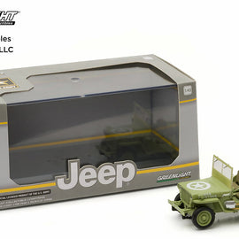 #86307 1/43rd scale Army 1944 Jeep C7