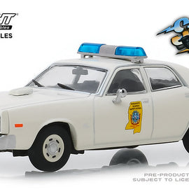 #86557 1/43rd scale Mississippi State Highway Patrol 1975 Plymouth Fury