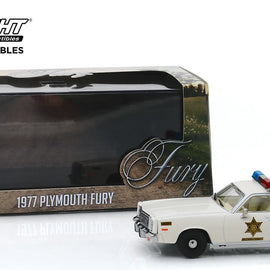 #86558 1/43rd scale Hazzard County Sheriff 1977 Plymouth Fury