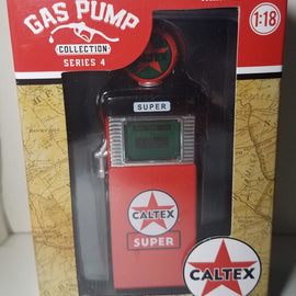 #14040-B 1/18th scale Caltex 1951 Wayne 505 Gas Pump replica ***GREEN MACHINE***