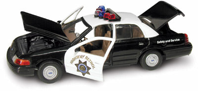 #27109 - 1/43rd scale California Highway Patrol Ford Crown Victoria