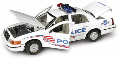 #27113 - 1/43rd scale Washington, DC Metro Police Ford Crown Victoria