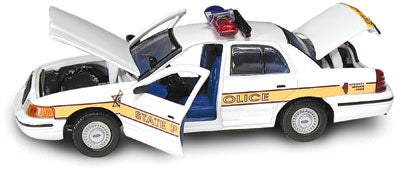 #27119 - 1/43rd scale Illinois State Police Ford Crown Victoria