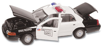 #27133 - 1/43rd scale Oklahoma Highway Patrol Ford Crown Victoria