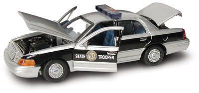 #27135 - 1/43rd scale North Carolina Highway Patrol Ford Crown Victoria