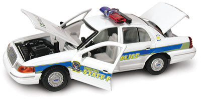 #27143 - 1/43rd scale Connecticut State Police Ford Crown Victoria