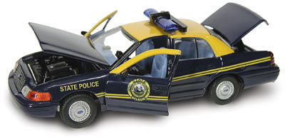 #27145 - 1/43rd scale West Virginia State Police Ford Crown Victoria