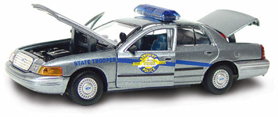 #27175 - 1/43rd scale Kentucky State Police Ford Crown Victoria (50th Anniversary)