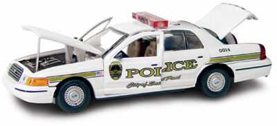 #27186 - 1/43rd scale St. Paul, Minnesota Police Ford Crown Victoria