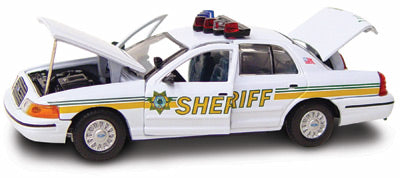 #27210 - 1/43rd scale Iowa Sheriff Ford Crown Victoria