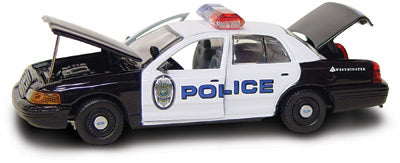 #27216 - 1/43rd scale Westminster, Colorado Police Ford Crown Victoria