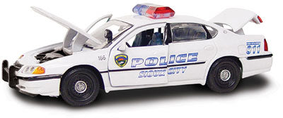 #27305 - 1/43rd scale Sioux City, Iowa Police Chevrolet Impala