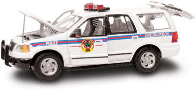 #27611 - 1/43rd scale Oneida Nation Tribal Police Ford Expedition