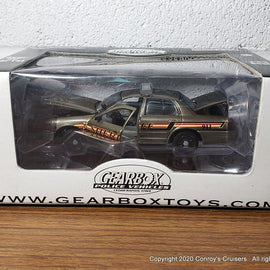 #27243 - 1/43rd scale Portage County, Wisconsin Sheriff Ford Crown Victoria