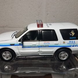 #27630 - 1/43rd scale Scottsdale, Arizona Police K9 Ford Expedition