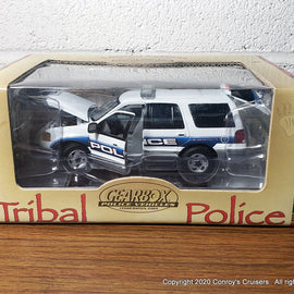 #27633 - 1/43rd scale Las Vegas Paiute Tribal Police Ford Expedition