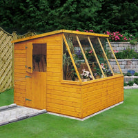 Iceni Greenhouse Shed - Mucky Knees Gift Boutique