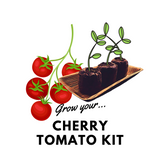 Grow Your Cherry Tomatoes: Organic Seeds & Kits - Mucky Knees Gift Boutique